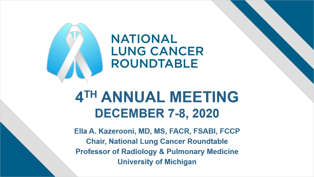 2020 Annual Meeting Title